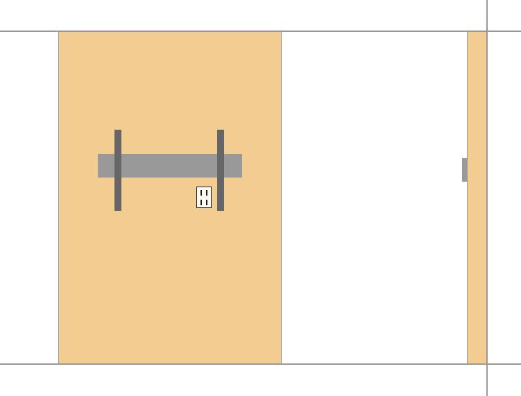 壁掛け金具を設置